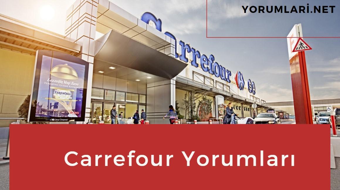 Carrefour Yorumları