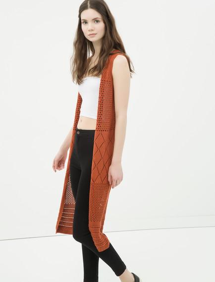 Koton Bayan Yelek Modelleri