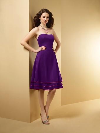 Mor Elbise Önerileri