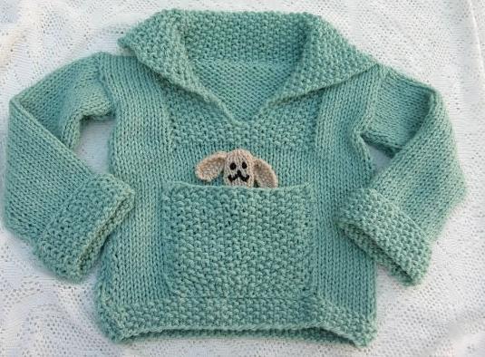 Bebek Kazağı Örgü Modelleri