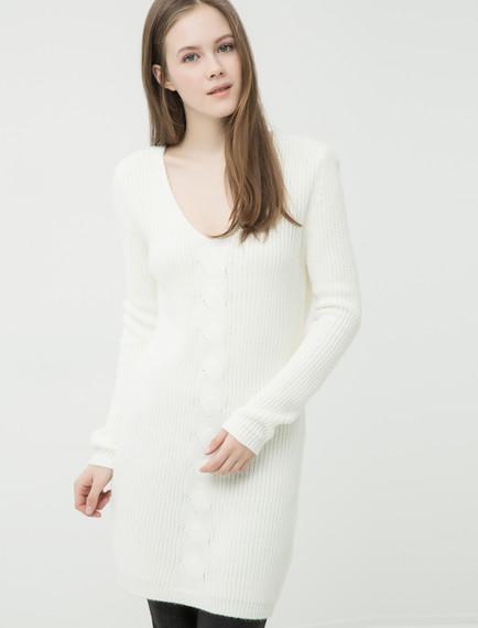 Koton Bayan V Yaka Kazak Modelleri