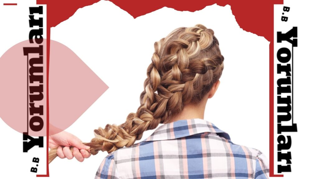 Saç örgü modelleri