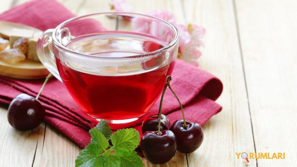 Doğadan Kiraz Sapı Çayı Kullanıcı Yorumları